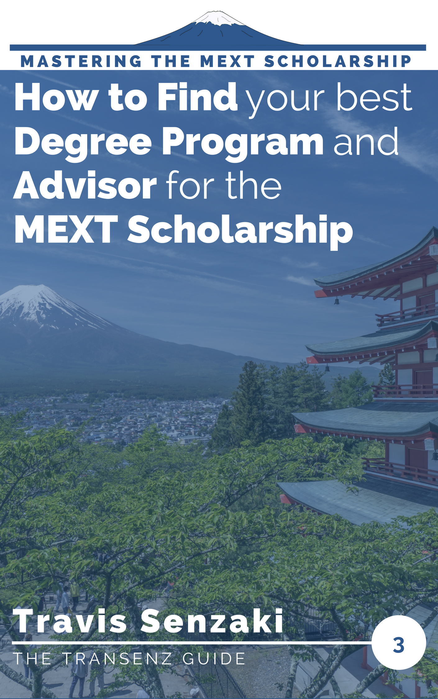 How to find universities in Japan with English language programs for the MEXT scholarship guide ebook