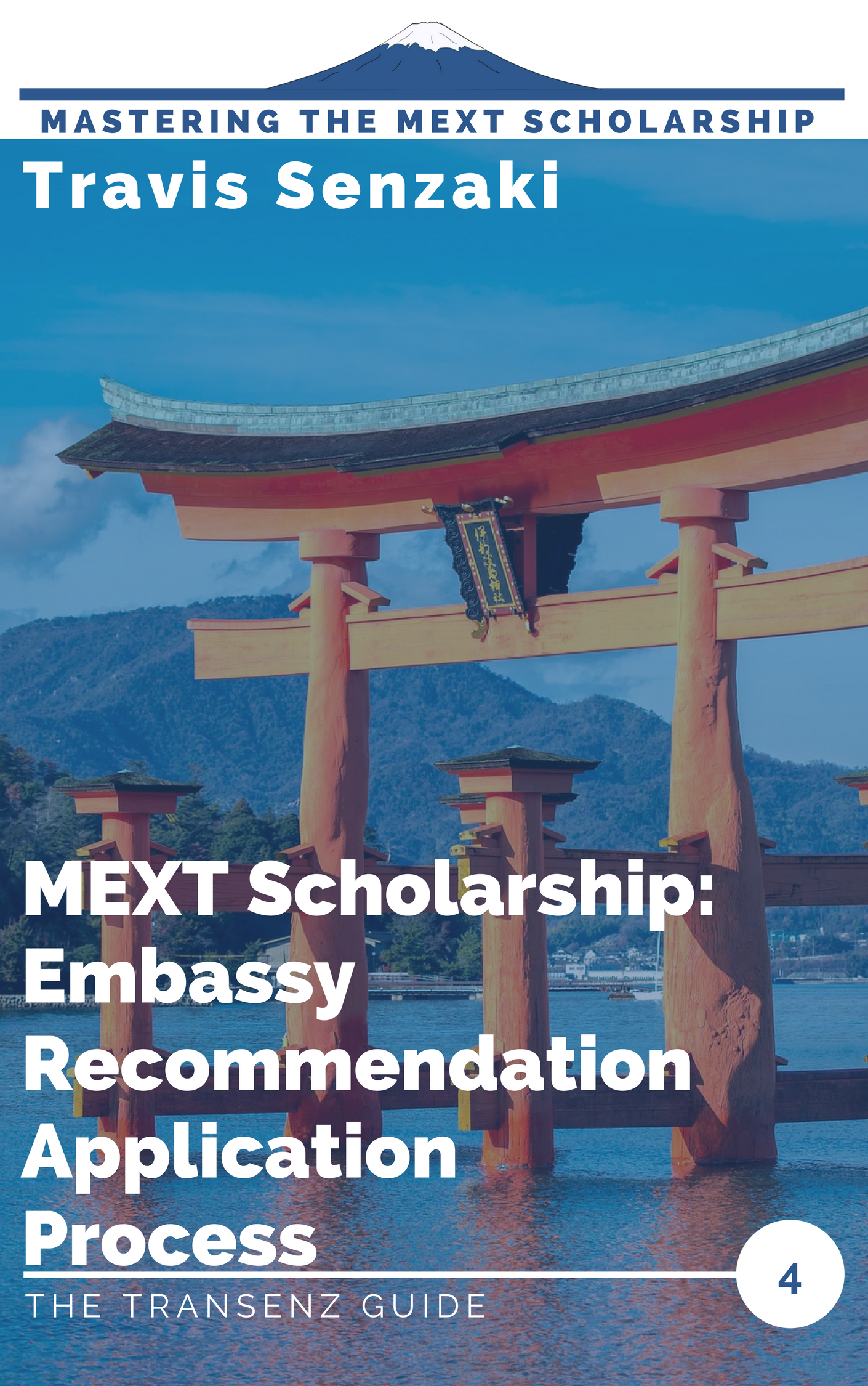 How to apply for the MEXT scholarship by embassy recommendation guide ebook