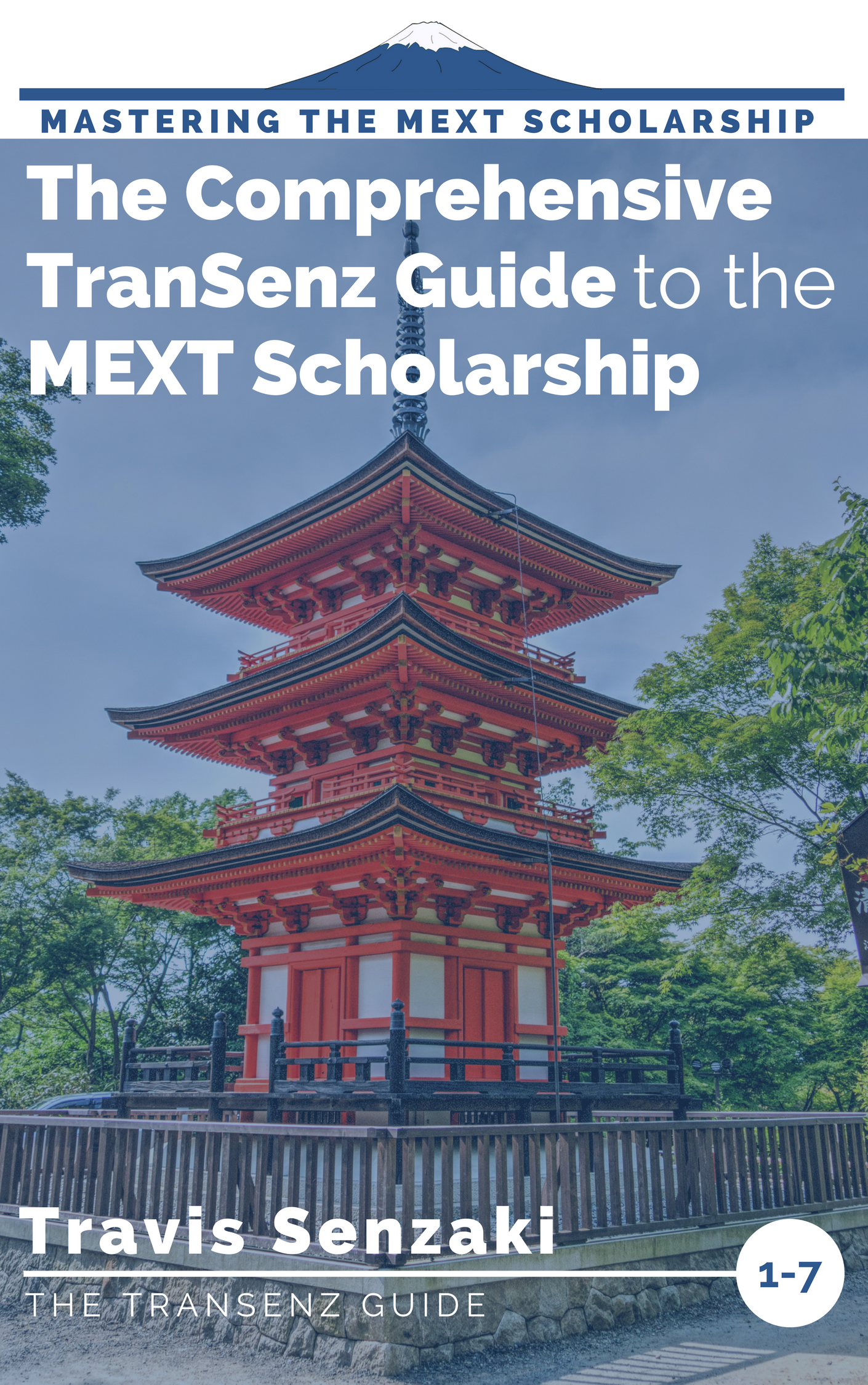 complete guide to applying for the mext scholarship book