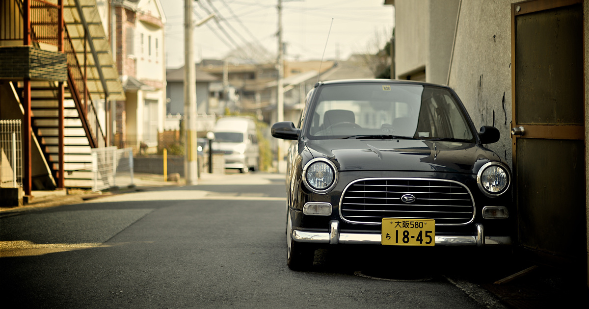 how to buy a used car in Japan