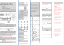 MEXT Scholarship Application Form sample
