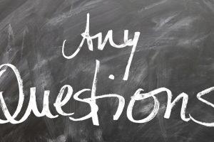 MEXT Scholarship FAQ blackboard any questions