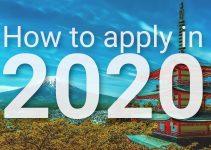2020 Mext Scholarship Embassy Application